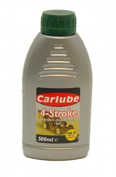 "CARLUBE SINGLE 30 ""plenklipperolje"" 0,5 liter"
