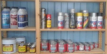 Maling og Lakk produkter