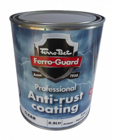 Ferro-Bet Ferro-Guard 0,9L. Jet Black
